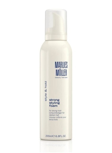 Marlies Möller Essentıal Stylıng Strong Stylıng Foam 200 Ml Renksiz